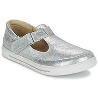 Παπούτσια Κορίτσι Μπαλαρίνες Birkenstock ABILENE Argenté