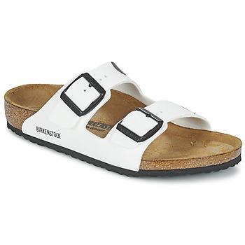 Παπούτσια Παιδί Τσόκαρα Birkenstock ARIZONA Άσπρο