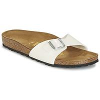 Παπούτσια Γυναίκα Τσόκαρα Birkenstock MADRID άσπρο