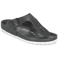 Παπούτσια Άνδρας Σαγιονάρες Birkenstock RAMSES PREMIUM Black