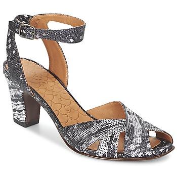 Παπούτσια Γυναίκα Σανδάλια / Πέδιλα Chie Mihara HART Black / άσπρο