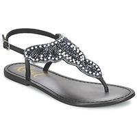 Παπούτσια Γυναίκα Σανδάλια / Πέδιλα Ravel LANGLOIS Black