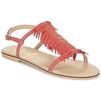 Παπούτσια Γυναίκα Σανδάλια / Πέδιλα Ravel LEXINGTON Corail