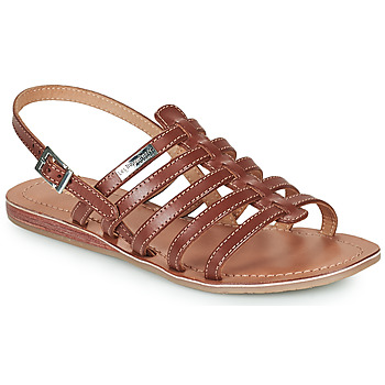 Παπούτσια Γυναίκα Σανδάλια / Πέδιλα Les Tropéziennes par M Belarbi HAVAPO Tan