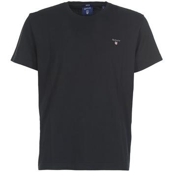 T-shirt με κοντά μανίκια Gant THE ORIGINAL SOLID T-SHIRT Σύνθεση: Βαμβάκι