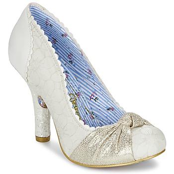 Παπούτσια Γυναίκα Γόβες Irregular Choice SMARTIE PANTS Άσπρο