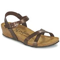 Παπούτσια Γυναίκα Σανδάλια / Πέδιλα Papillio ALYSSA Brown / NACRE