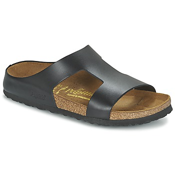 Παπούτσια Γυναίκα Τσόκαρα Papillio CHARLIZE Black / Μεταλικό
