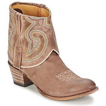 Παπούτσια Γυναίκα Μπότες Sendra boots 11011 Taupe