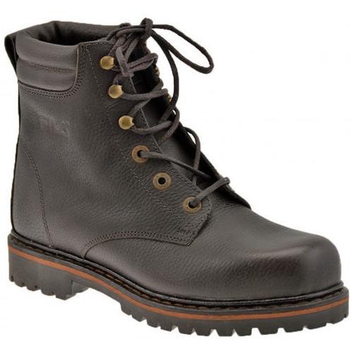 Παπούτσια Γυναίκα Μπότες Fila  Brown
