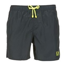 Υφασμάτινα Άνδρας Μαγιώ / shorts για την παραλία Emporio Armani EA7 BOXER BEACHWEAR Black