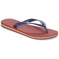 Παπούτσια Σαγιονάρες Havaianas BRASIL LOGO Marine / Red