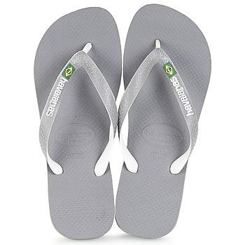Παπούτσια Σαγιονάρες Havaianas BRASIL MIX Grey