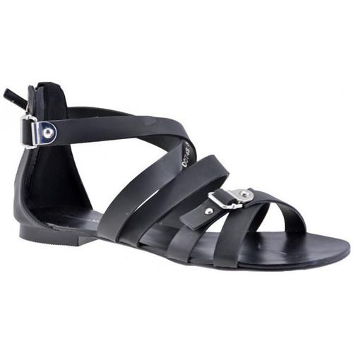 Παπούτσια Γυναίκα Σανδάλια / Πέδιλα F. Milano  Black