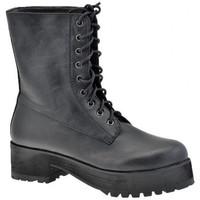 Παπούτσια Γυναίκα Μπότες F. Milano  Black