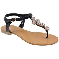 Παπούτσια Γυναίκα Σαγιονάρες F. Milano  Black