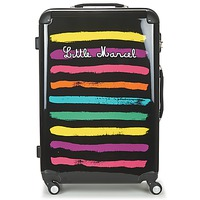 Τσάντες Valise Rigide Little Marcel MALTE-75 Black / Multicolore