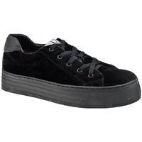 Παπούτσια Γυναίκα Χαμηλά Sneakers F. Milano  Black
