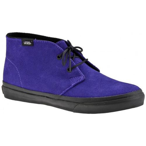 Παπούτσια Γυναίκα Ψηλά Sneakers Vans  Violet