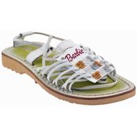 Παπούτσια Παιδί Σανδάλια / Πέδιλα Barbie  Άσπρο