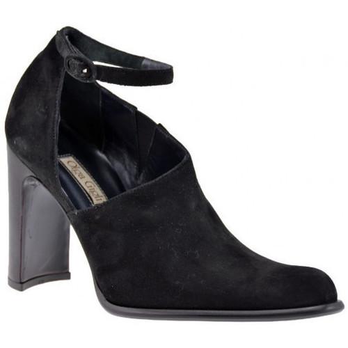 Παπούτσια Γυναίκα Σανδάλια / Πέδιλα Olga Gigli  Black
