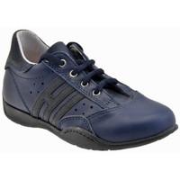 Παπούτσια Παιδί Χαμηλά Sneakers La Romagnoli  Μπλέ