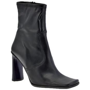 Παπούτσια Γυναίκα Μποτίνια Planisphere  Black