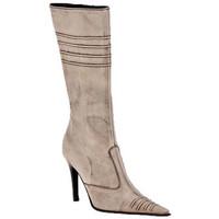 Παπούτσια Γυναίκα Μπότες για την πόλη Planisphere  Beige