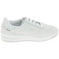 Παπούτσια Άνδρας Sneakers TBS Brandy Blanc Άσπρο