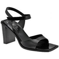 Παπούτσια Γυναίκα Σανδάλια / Πέδιλα Nci  Black