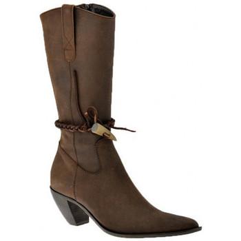 Παπούτσια Γυναίκα Μποτίνια Nci  Brown