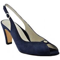 Παπούτσια Γυναίκα Σανδάλια / Πέδιλα Donna Serena  Μπλέ