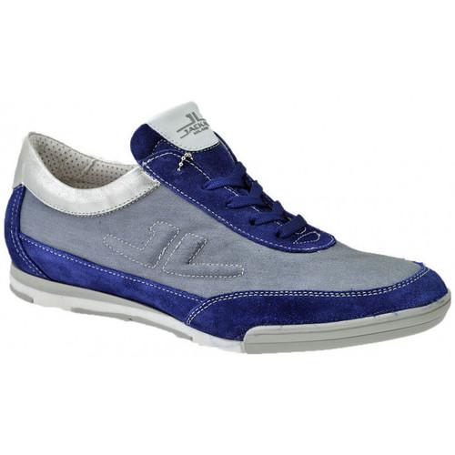 Παπούτσια Γυναίκα Ψηλά Sneakers Jackal Milano  Μπλέ