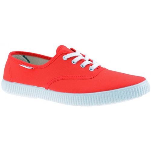 Παπούτσια Γυναίκα Χαμηλά Sneakers Victoria  Ροζ