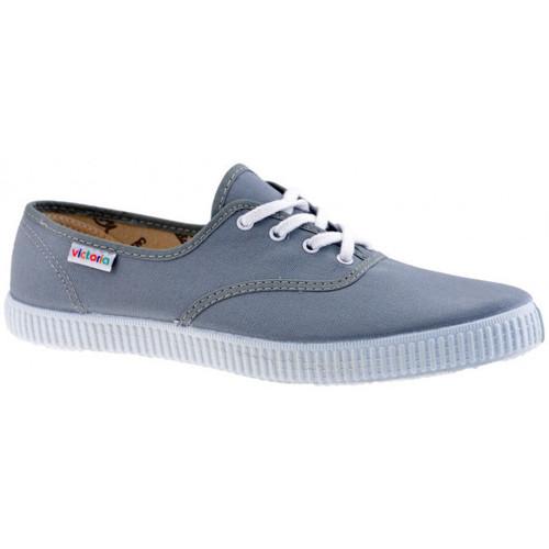 Παπούτσια Γυναίκα Χαμηλά Sneakers Victoria  Grey