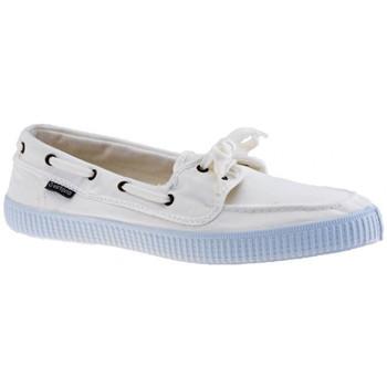 Παπούτσια Άνδρας Boat shoes Victoria  Άσπρο
