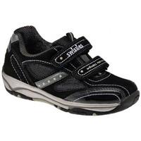Παπούτσια Παιδί Χαμηλά Sneakers Swissies  Black