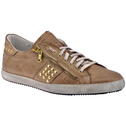 Παπούτσια Άνδρας Χαμηλά Sneakers Exton  Beige