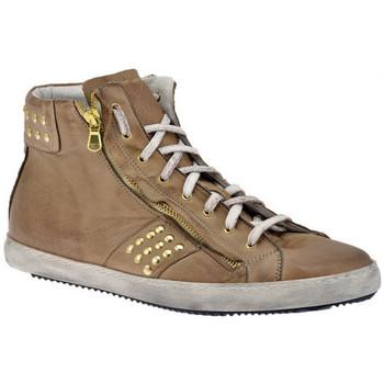 Παπούτσια Άνδρας Ψηλά Sneakers Exton  Beige