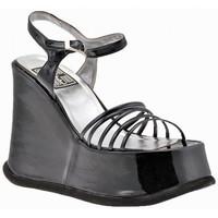Παπούτσια Γυναίκα Σανδάλια / Πέδιλα No End  Black