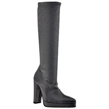 Παπούτσια Γυναίκα Μπότες για την πόλη No End  Grey