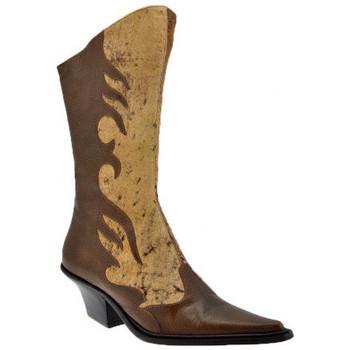 Παπούτσια Γυναίκα Μποτίνια No End  Brown