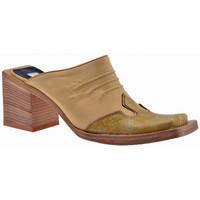 Παπούτσια Γυναίκα Σαμπό No End  Beige