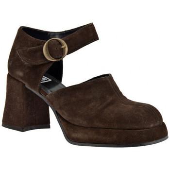 Παπούτσια Γυναίκα Σανδάλια / Πέδιλα No End  Brown