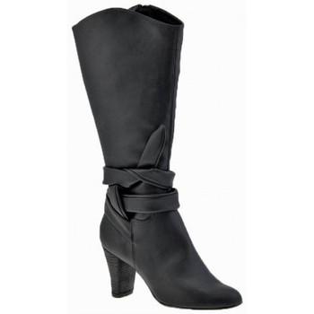 Παπούτσια Γυναίκα Μποτίνια Chedivé  Black