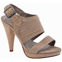 Παπούτσια Γυναίκα Σανδάλια / Πέδιλα Chedivé  Beige