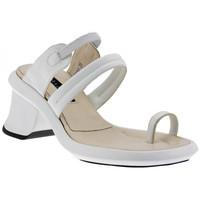 Παπούτσια Γυναίκα Σανδάλια / Πέδιλα Janet&Janet  Άσπρο