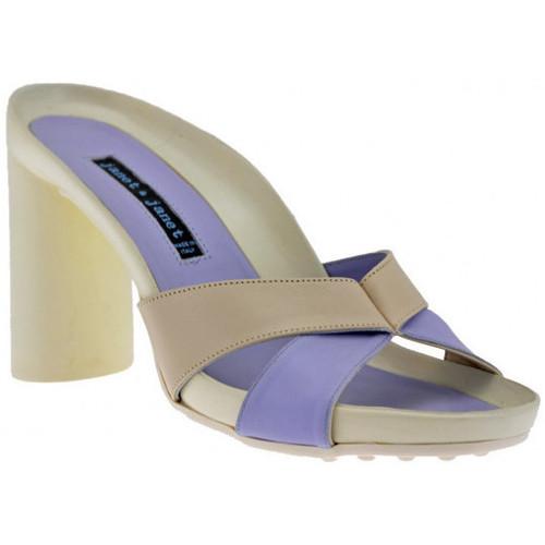 Παπούτσια Γυναίκα Σανδάλια / Πέδιλα Janet&Janet  Violet