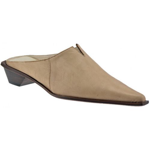 Παπούτσια Γυναίκα Σαμπό Janet&Janet  Beige