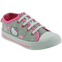 Παπούτσια Παιδί Χαμηλά Sneakers Hello Kitty  Grey